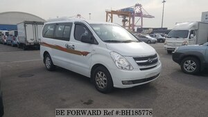 Used 2010 HYUNDAI GRAND STAREX BH185778 for Sale