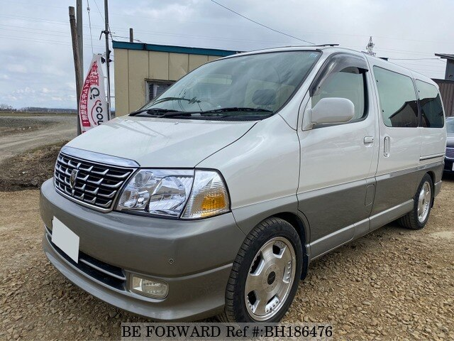 Used 1999 TOYOTA GRAND HIACE BH186476 for Sale