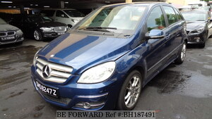 Used 2011 MERCEDES-BENZ B-CLASS BH187491 for Sale