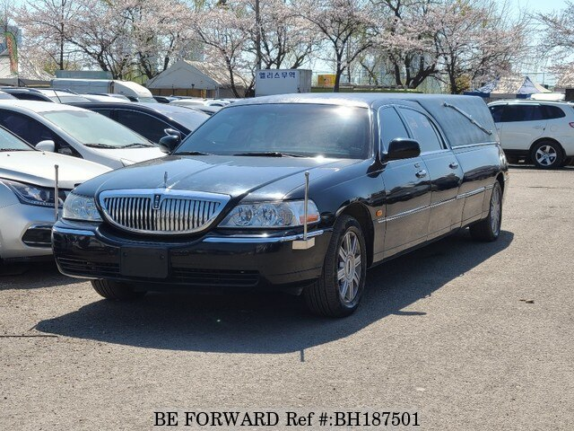 Lincoln Town Car For Bh187501
