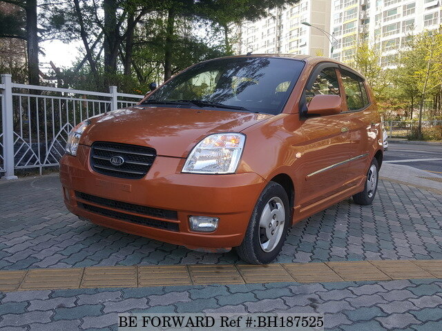Used 2007 KIA MORNING (PICANTO) BH187525 for Sale