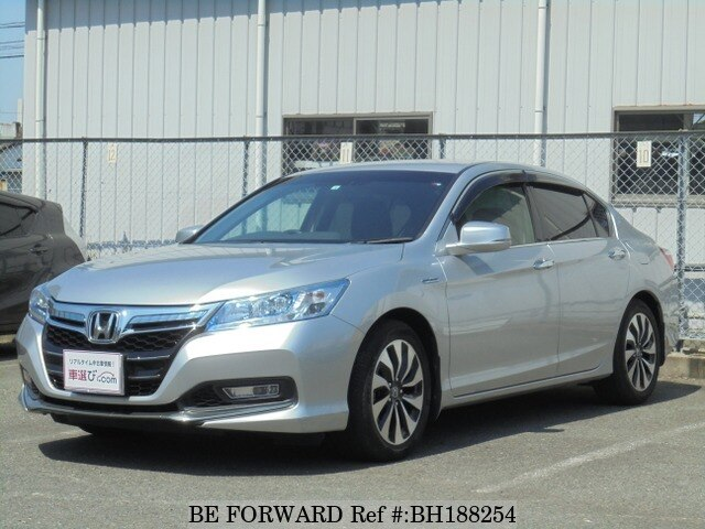 Used 2014 HONDA ACCORD HYBRID BH188254 for Sale