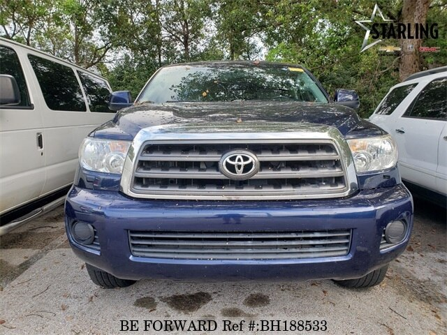 Used 2009 TOYOTA SEQUOIA BH188533 for Sale