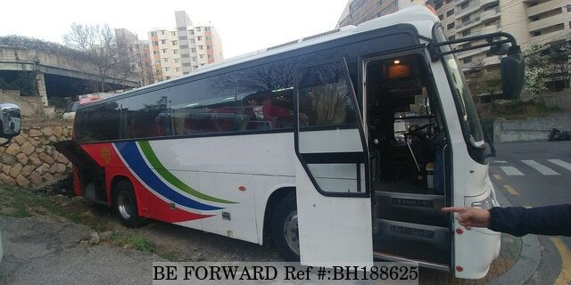 Used 2009 DAEWOO (CHEVROLET) BH090 BH188625 for Sale