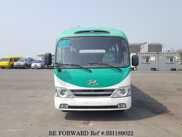 Used 2008 HYUNDAI COUNTY BH189022 for Sale
