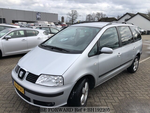 Used 2004 SEAT ALHAMBRA BH192205 for Sale