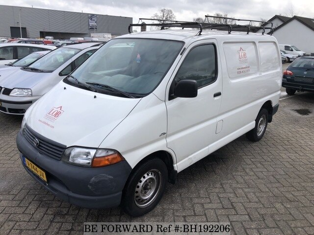 Used 2004 TOYOTA HIACE VAN BH192206 for Sale