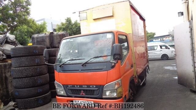 Used 2006 MITSUBISHI CANTER BH192486 for Sale