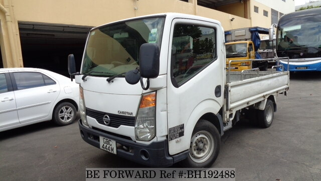 Used 2010 NISSAN CABSTAR BH192488 for Sale