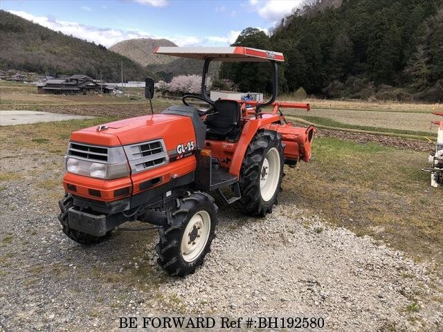 Used 1993 KUBOTA GL25D BH192580 for Sale
