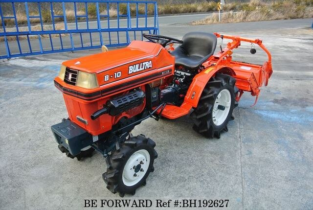 Used 1991 KUBOTA B-10D BH192627 for Sale