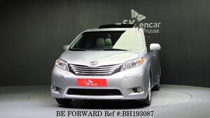Used 2012 TOYOTA SIENNA BH193087 for Sale