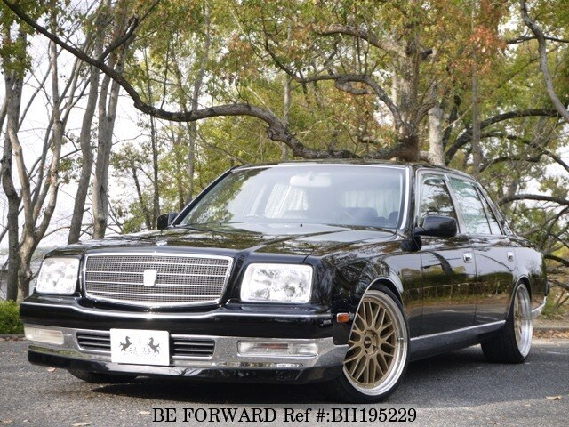 Used 1997 TOYOTA CENTURY BH195229 for Sale
