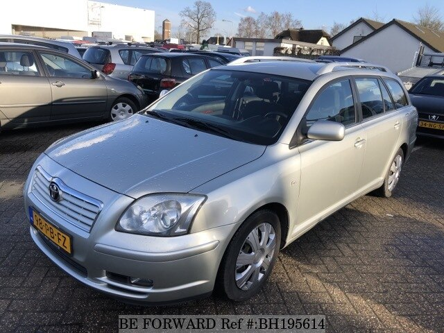 Used 2004 TOYOTA AVENSIS BH195614 for Sale