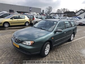 Used 2000 NISSAN PRIMERA BH195619 for Sale
