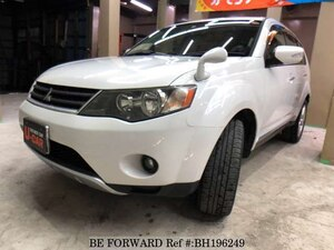Used 2008 MITSUBISHI OUTLANDER BH196249 for Sale