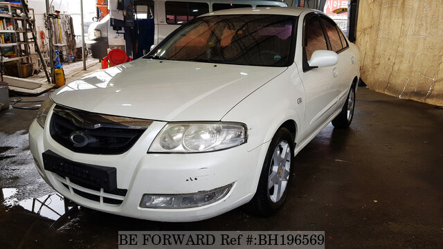 Used 2010 RENAULT SAMSUNG SM3 BH196569 for Sale