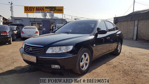 Used 2008 HYUNDAI GRANDEUR TG BH196574 for Sale