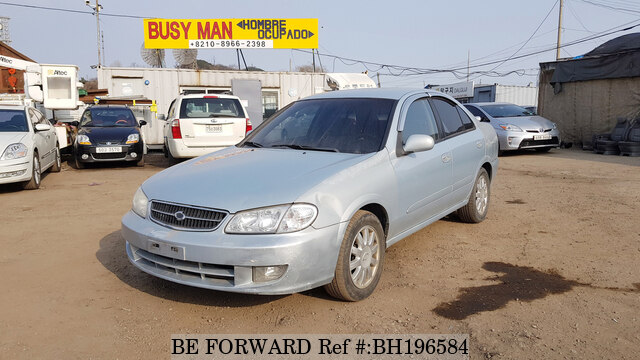 Used 2003 RENAULT SAMSUNG SM3 BH196584 for Sale