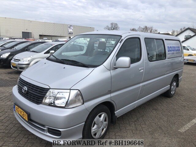 Used 2007 TOYOTA HIACE VAN BH196648 for Sale