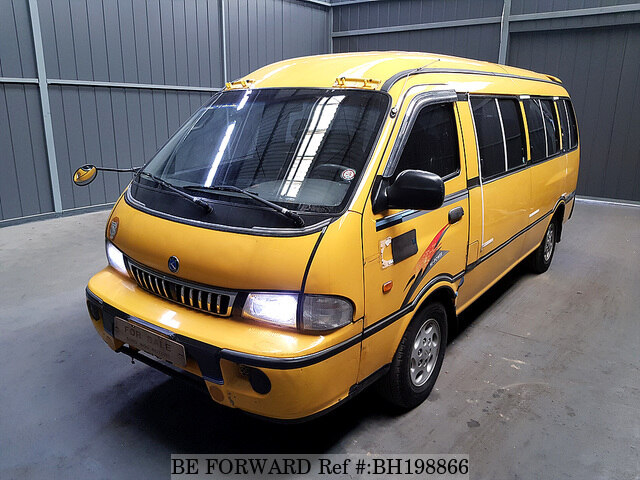 Used 2004 KIA PREGIO BH198866 for Sale