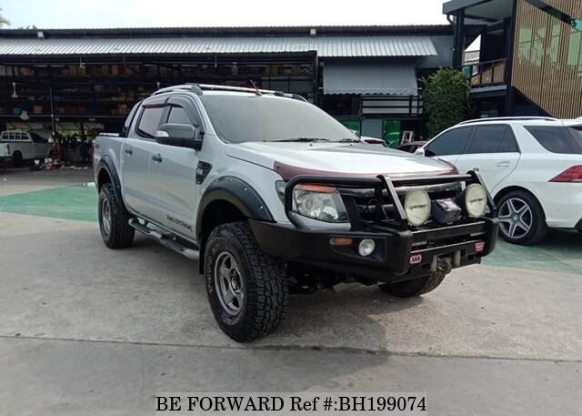 Used 2012 FORD RANGER BH199074 for Sale