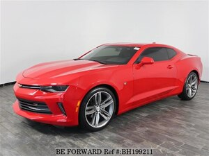 Used 2017 Chevrolet Camaro Rs Pkg 2lt For Sale Bh199211 Be Forward