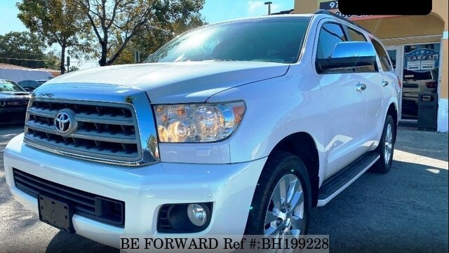 Used 2011 TOYOTA SEQUOIA BH199228 for Sale