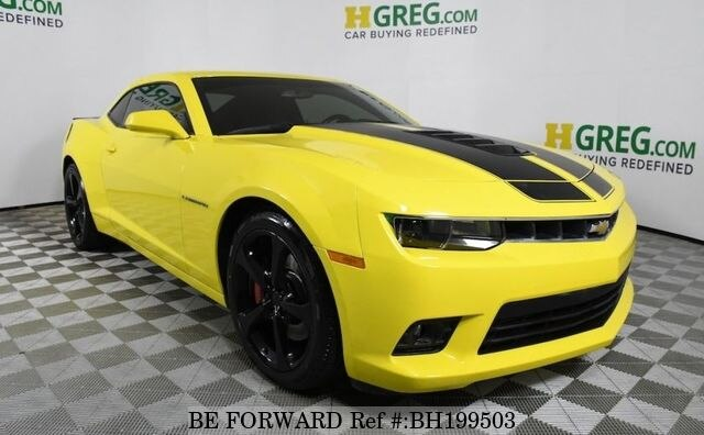 Used 2015 Chevrolet Camaro Ss For Sale Bh199503 Be Forward