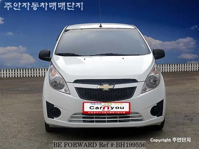 Used 2012 CHEVROLET SPARK BH199556 for Sale