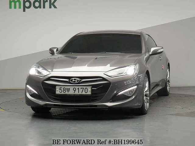 Used 2012 HYUNDAI GENESIS BH199645 for Sale