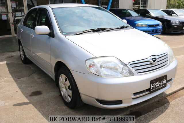 Used 2004 TOYOTA COROLLA BH199971 for Sale