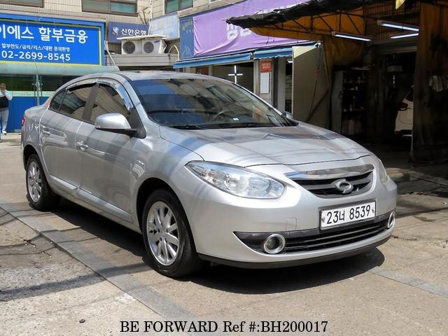 Used 2011 RENAULT SAMSUNG SM3 BH200017 for Sale