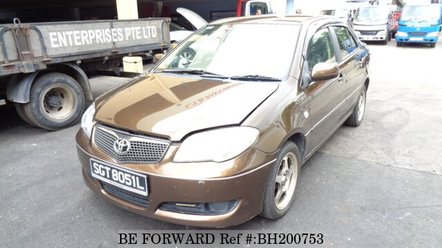 Used 2007 TOYOTA VIOS BH200753 for Sale