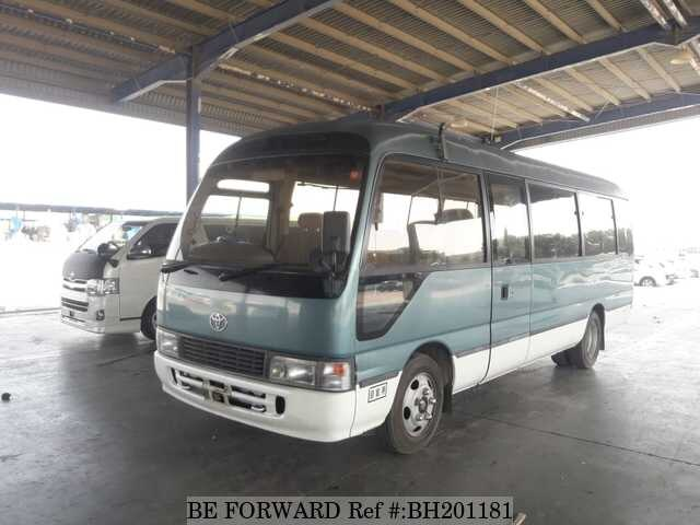 Used 1996 TOYOTA COASTER BH201181 for Sale