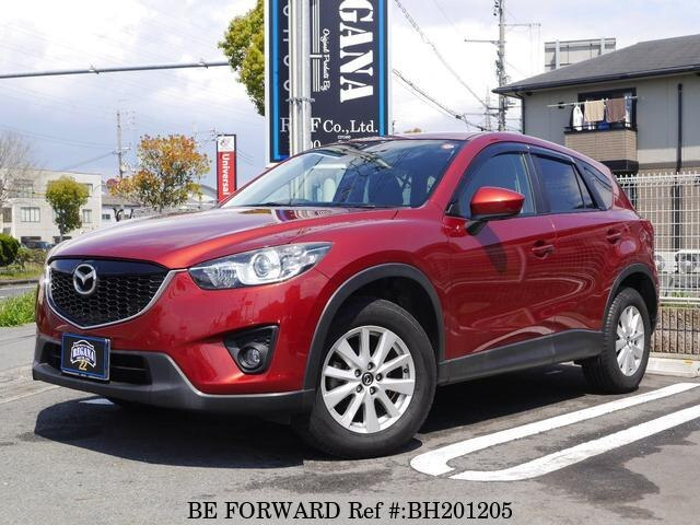Used 2012 MAZDA CX-5 BH201205 for Sale