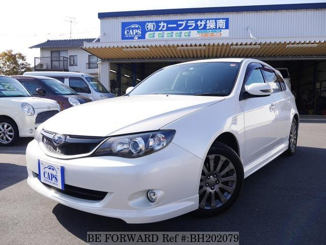 Used 2011 SUBARU IMPREZA BH202079 for Sale
