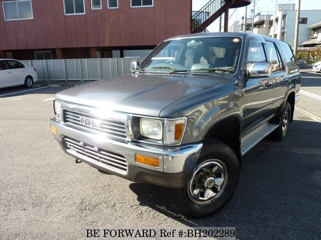 Used 1990 TOYOTA HILUX SURF BH202289 for Sale