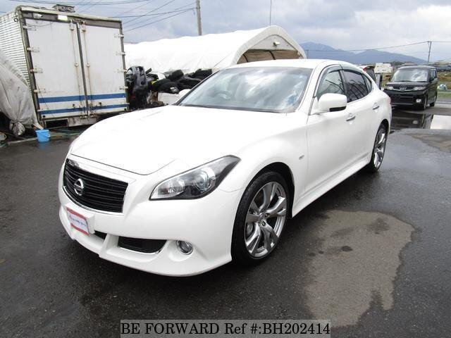 Used 2013 NISSAN FUGA BH202414 for Sale