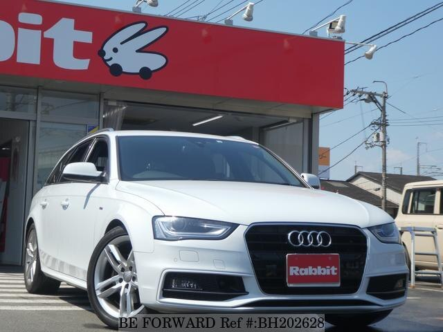Used 2014 AUDI A4 BH202628 for Sale