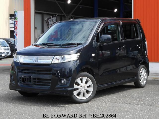 Used 2010 SUZUKI WAGON R BH202864 for Sale