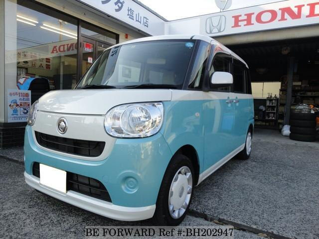 Used 2017 DAIHATSU MOVE CANBUS BH202947 for Sale