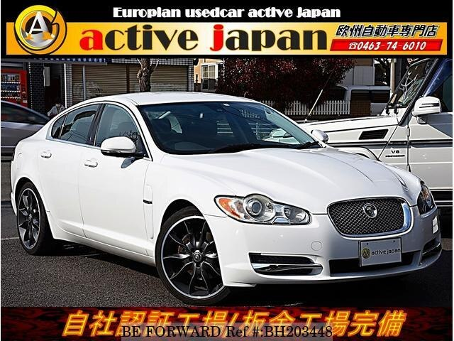 Used 2010 JAGUAR XF BH203448 for Sale