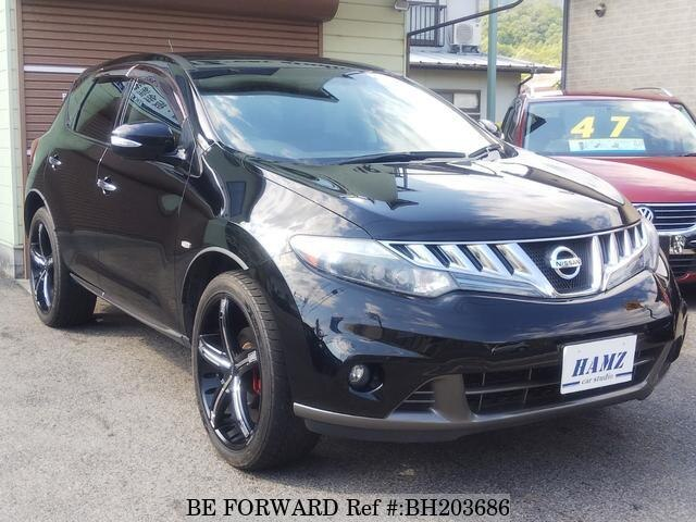 Used 2009 NISSAN MURANO BH203686 for Sale