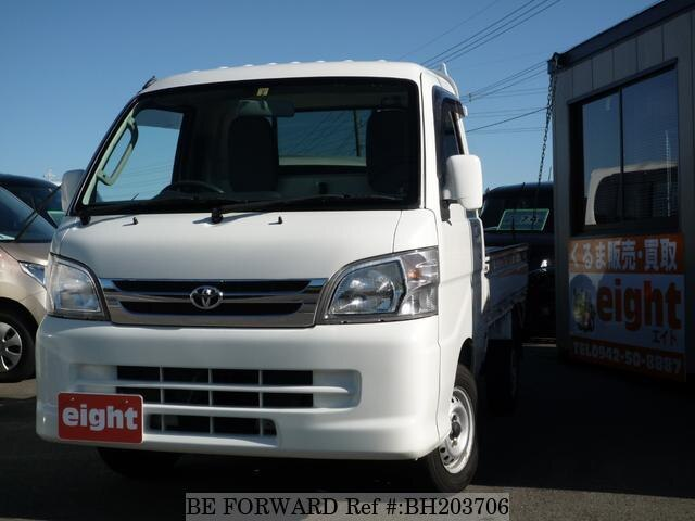 Used 2013 TOYOTA PIXIS TRUCK BH203706 for Sale