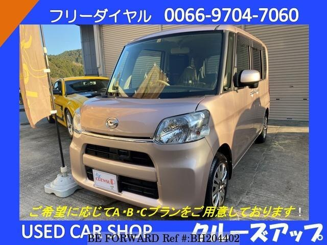 Used 2014 DAIHATSU TANTO BH204402 for Sale