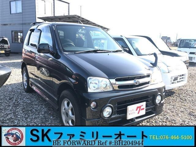 Used 2003 DAIHATSU TERIOS KID BH204944 for Sale