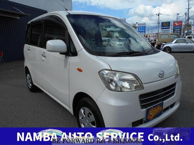 Used 2010 DAIHATSU TANTO EXE BH205065 for Sale