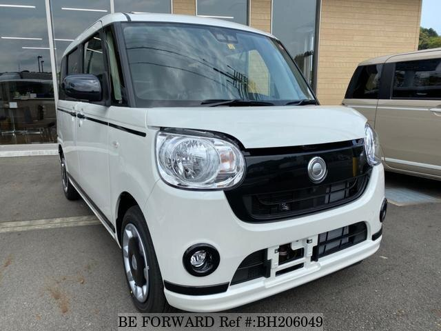 Used 2019 DAIHATSU MOVE CANBUS BH206049 for Sale