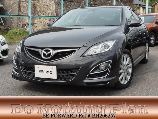 Used 2011 MAZDA ATENZA SPORT BH206257 for Sale